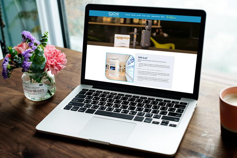 thiết kế web bán hàng chuẩn SEO tại Hải Dương
